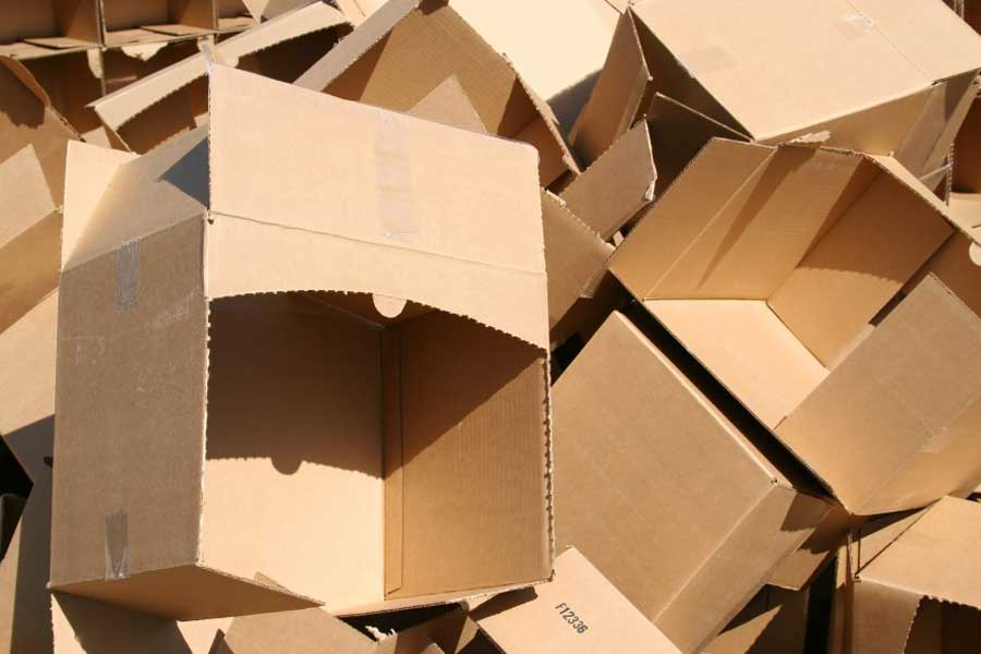 Recycle Packing Boxes